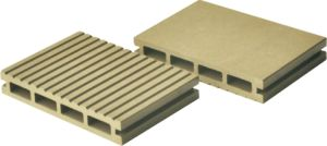 2014 New Wood Plastic Composite Wood Outdoor WPC Flooring (YDB14623B)