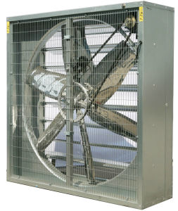Butterfly Window Greenhouse Cooling System/ Exhaust Fan pictures & photos