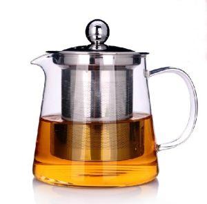Mdg30 Glassware Filter Mesh Tea Pot pictures & photos