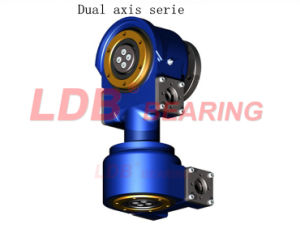 Dual Axis Slewing Drive for Solar Tracker pictures & photos