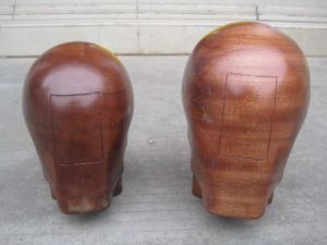 Hardness Wood Headform pictures & photos