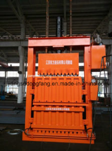 Y82t-63yf Hydraulic Textile Baler with Uplift Chamber (CE) pictures & photos