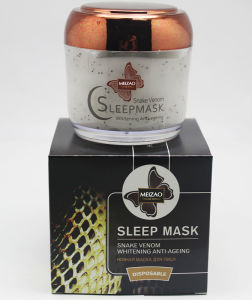 Snake Venom Whitening Anti-Ageing Mask pictures & photos