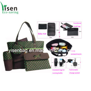 Fashion Ecofriendly Diaper Bag Set (YSDB00-003) pictures & photos