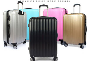 Travelling Luggage and Hard Suitcase for Business pictures & photos