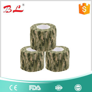 Camouflage Tape/Vet Wrap Bandage pictures & photos