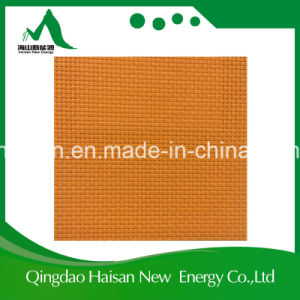25m Roll Length 0.58mm Thickness Solar Shade Fabrics for Handmade Bamboo Crafts pictures & photos