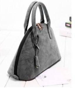 Offeing Wool Felt Ladies Handbag (H80480) pictures & photos