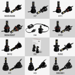 Life-Long Auto Part Accessories H1 H3 H4 H7 9005 9006 Phillips Chip IP68 Car Headlight Auto Lamp pictures & photos
