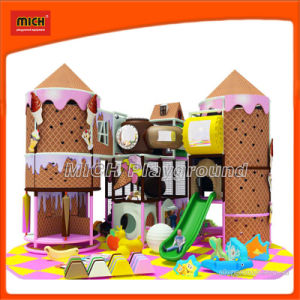 Funny Indoor Playground System with Ice Cream Theme pictures & photos