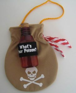 Halloween Assorted Poison Bags (PM095) pictures & photos