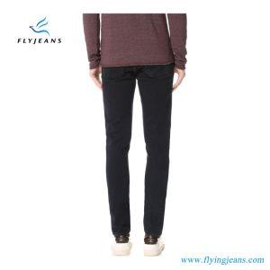 Men Fashion High Stardard Washing Black Denim Jeans pictures & photos