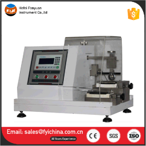 Gloves Cut Resistance Testing Machine Fy-012j pictures & photos