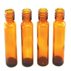 High Quality Screw Glass Vial for Medical or Cosmetic Use pictures & photos