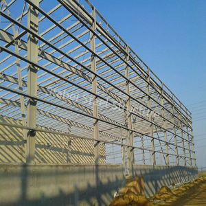 Low Cost Modular Steel Structure Warehouse Made in China pictures & photos