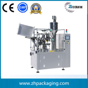 Zhf-80z Metal Tube Filling Sealing Machine pictures & photos