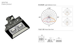 New Arrival 100W LED Street Lamp From China Factory Directly pictures & photos