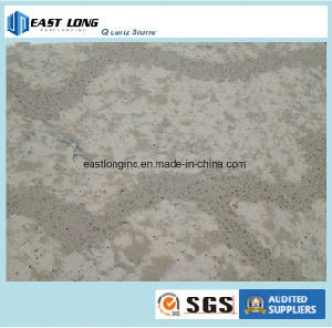 Beautiful Marble Colors Engineered Stone Quartz Solid Surface for Kitchen Countertop/ Decoration Material pictures & photos