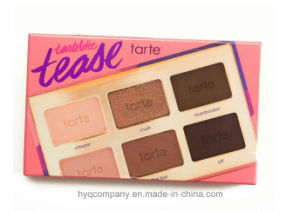 New! Tarte Tartelette Tease Eyeshadow 6 Colors Shimmer Glitter Eye Shadow Palette pictures & photos