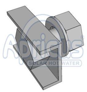 M8x20 Nut Lock Assemble (FR-BOLT-M8x20-SPW-NL) pictures & photos