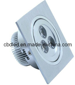3W Square LED Ceiling Light