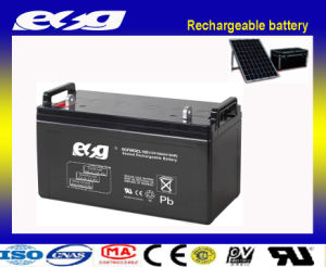 AGM Gel 12V100ah Sealed Lead Acid Battery for UPS