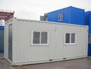 Noble Sandwich Panel Prefab Office as Container House pictures & photos