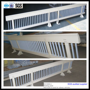 Powder Coating Aluminium Train Luggager Rack pictures & photos