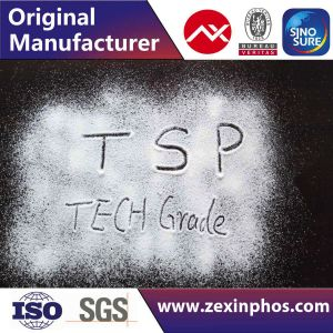 Trisodium Phosphate- Tsp Technical Grade- Sodium Phosphate for Industrial Usage pictures & photos