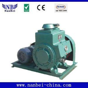 Lab Travel Vane Vacuum Pump with Good Price pictures & photos