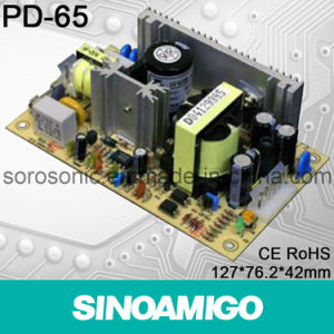 65W Dual Output Open-Frame Switching Power Supply (PD-65)