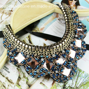 Fashion Jewelry Rhinestone Bead Jewelry Necklace for Costume pictures & photos