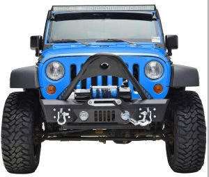 No. 8 Front Bumper for Jeep Wrangler 07+ pictures & photos