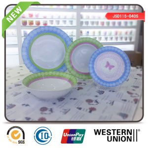 19PCS Fine Design Ceramic Dinnerware pictures & photos