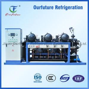 Refrigeration Compressor Units for Cold Storage