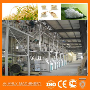 Full Automatic Complete Sets Rice Mill Equipment pictures & photos