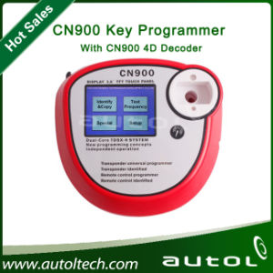 CN900 4D Decoder Professional CN-900 Key Programmer, New Auto Transponder Chip Key Copy Machine CN900 pictures & photos