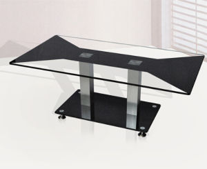 Rectangular Shaped Table Top Glass pictures & photos
