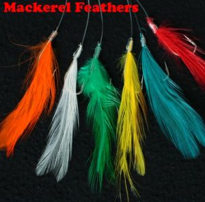 Mackerel Feathers Fishing Lure pictures & photos