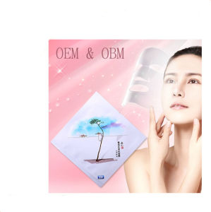 OEM & Obm Best Whitening Facial Mask pictures & photos