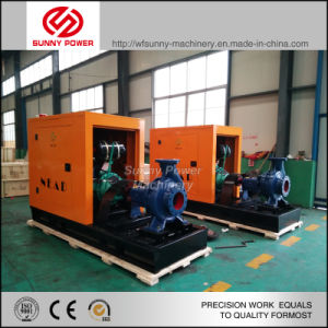 Diesel Engine Powered Water Pump for Cleaning with High Pressure pictures & photos