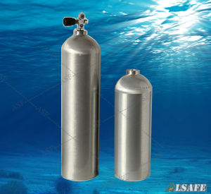 Alsafe Aluminum Alloy Scuba Diving Tanks pictures & photos