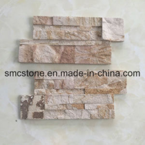 18*35cm Sandstone Flat Culture Stone pictures & photos