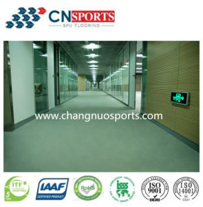 Seamless Monocomponent Polyurea Flooring for Industrial Factoy Workshop Floors pictures & photos