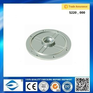 New Aluminium Alloy Die Casting Cover for Motor pictures & photos
