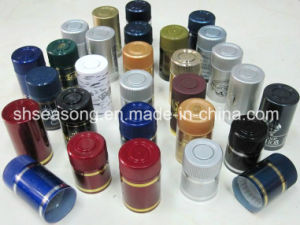 Wine Bottle Cap / Bottle Cover / Plastic Cap (SS4101-1) pictures & photos