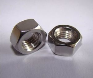 Hex Nut. Wing Nut. Flange Nut. Square Nut. Nylon Lock Nut. Cap Nut. Slotted Nuts. Tee Nuts. Stainless Steel Nuts. pictures & photos
