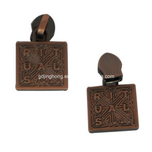Garment Hardware Accessories Manufacture Custom Zinc Alloy Zipper Metal Slider pictures & photos