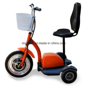 3 Wheels Motorized Tricycle Scooter (DG-301) pictures & photos