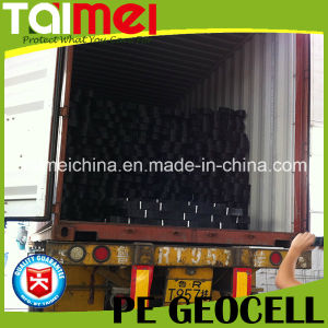 HDPE Geocell for Construction/Buliding Reinforcement pictures & photos